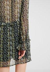 Denham - VALENCIA DRESS - Day dress - olive - 5