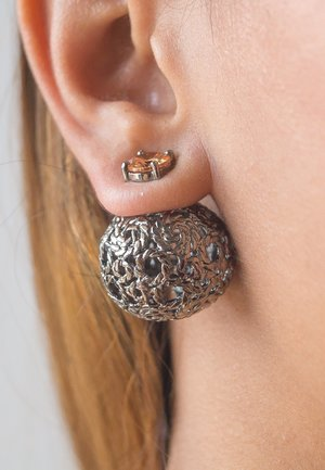 MAHARAJA ILLUSION SPHERE - Earrings - gold