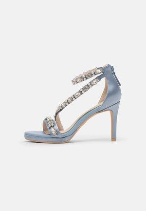 ANNA - Sandals - light blue