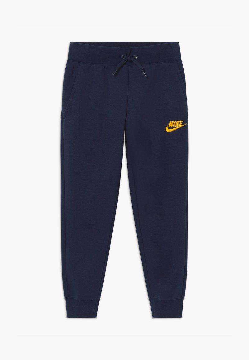Nike Sportswear - Træningsbukser - obsidian/university gold