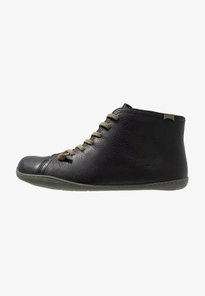 PEU - High-top trainers - black