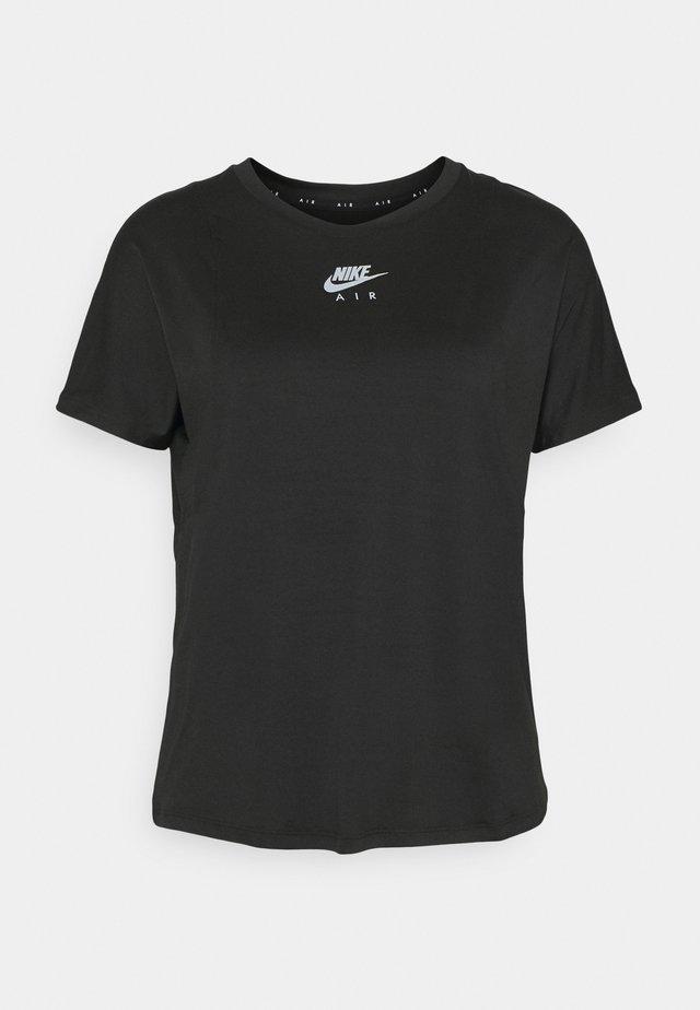 AIR SS - T-shirt - bas - black