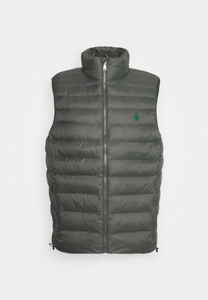 TERRA VEST - Bodywarmer - charcoal grey