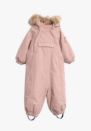 NICKIE TECH - Snowsuit - rose powder