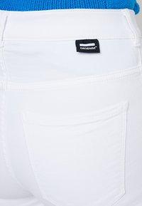 Dr.Denim - MOXY - Jeans Skinny Fit - white - 5