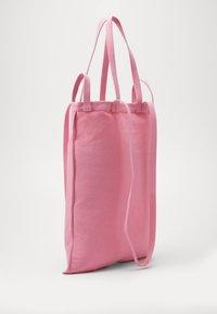 MM6 Maison Margiela - Shopping bag - pink - 3