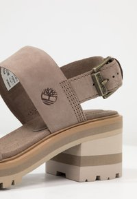 Timberland - VIOLET MARS 2 BAND SANDAL - Sandály - taupe - 2