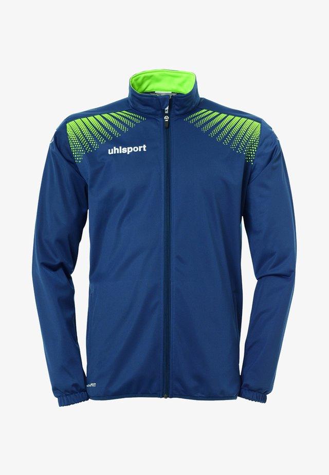 GOAL CLASSIC  - Sportswear - blue/neon green