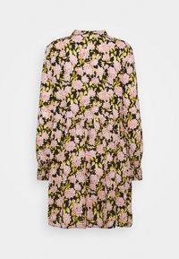 JDY - JDYCARMEN SHORT DRESS - Košilové šaty - black - 7