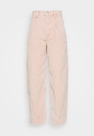 ERIN COCOON - Straight leg jeans - pink