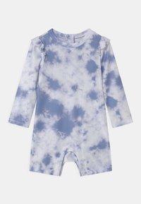 GAP - TIE DYE - Swimsuit - blue - 0
