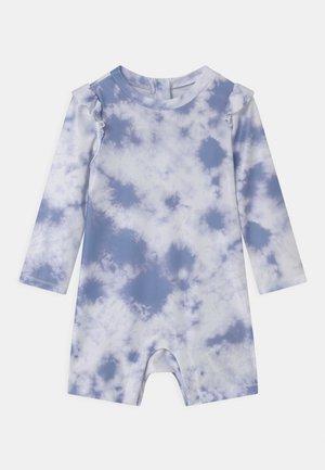 TIE DYE - Kostium kąpielowy - blue
