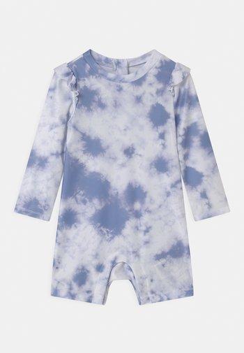 TIE DYE - Swimsuit - blue