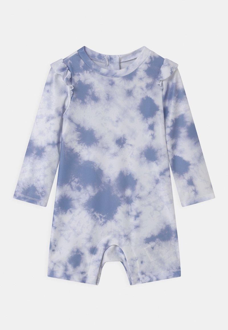 GAP - TIE DYE - Swimsuit - blue