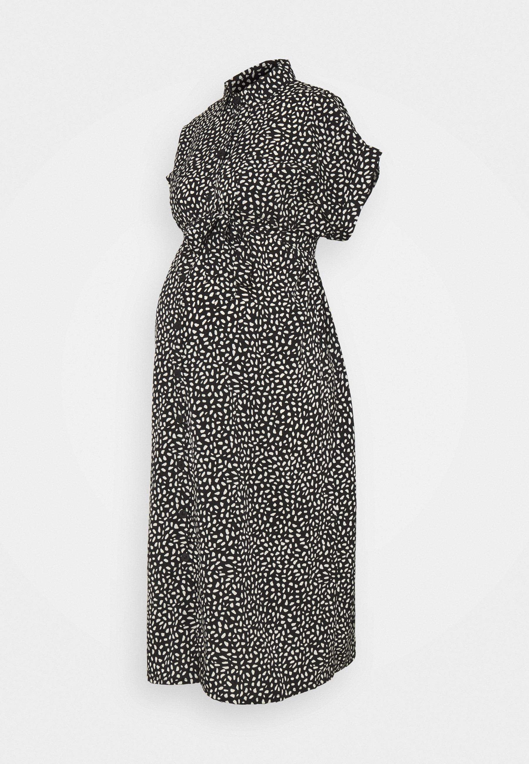 Women OLMHANNOVER DRESS - Shirt dress