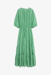 Mango - Maxi dress - grün - 5