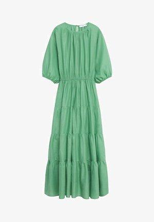 Maxi šaty - grün