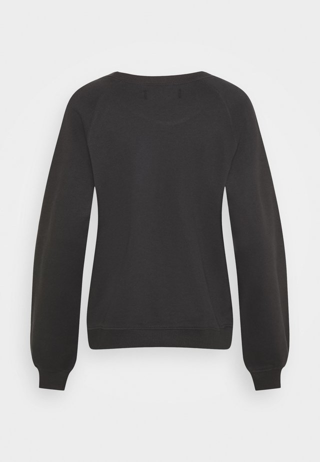 YSTAD RAGLAN ALL WE HAVE - Bluza - charcoal