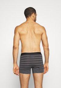 HUGO - BROTHER 2 PACK - Pants - black - 1