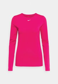 Nike Performance - ALL OVER - Sports shirt - fireberry/white - 0