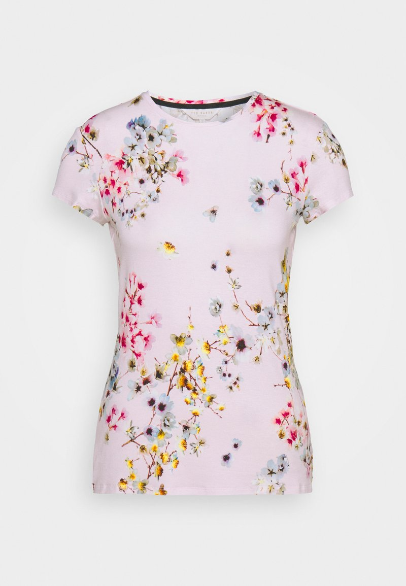 Ted Baker - ROBUN - Print T-shirt - pink