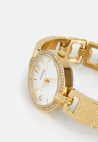 Guess - LADIES DRESS - Watch - gold-coloured - 4