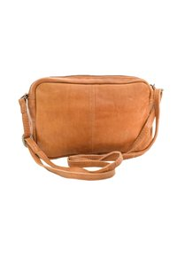 Gusti Leder - Across body bag - cognac - 1