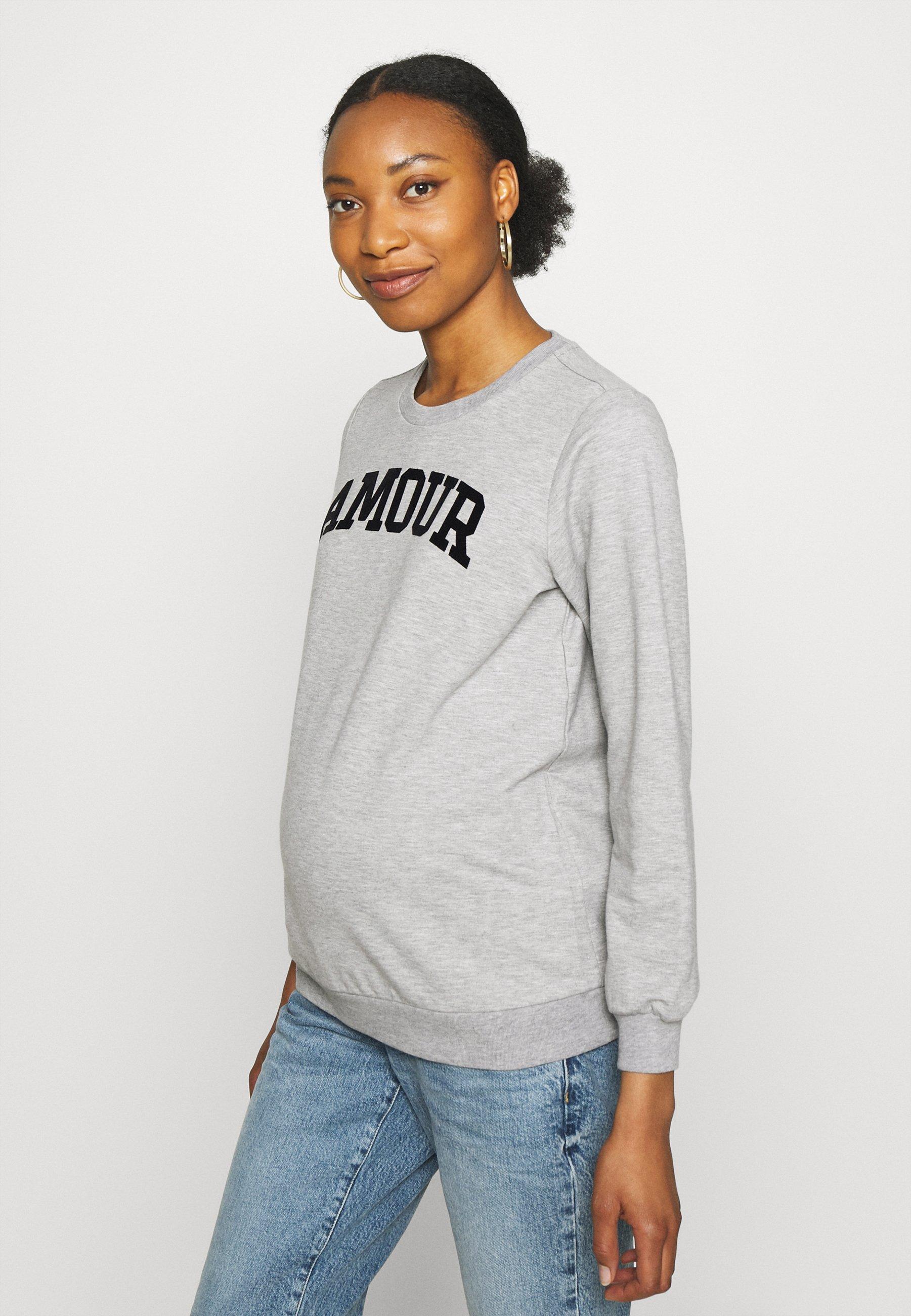 Women SWEATER  AMOUR - Sweatshirt