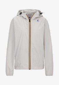 K-Way - UNISEX LE VRAI CLAUDE - Zip-up hoodie - grey mid - 6