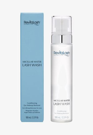 MICELLAR WATER LASH WASH  - Makeup remover - -