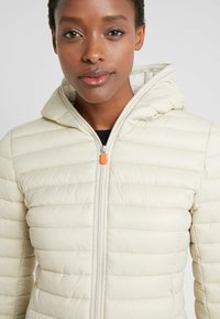 Save the duck - GIGAX - Veste d'hiver - cool beige - 6