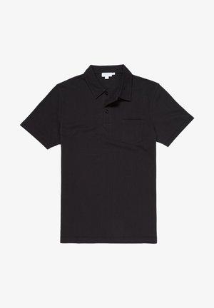 RIVIERA - Polo shirt - black