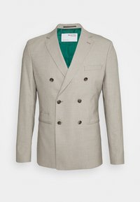 Selected Homme - SLHSLIM MAZELOGAN - Giacca - sand - 6