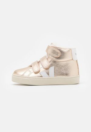 SMALL ESPLAR MID - High-top trainers - platine/white