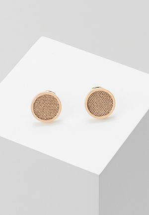 MERETE - Earrings - roségold-coloured