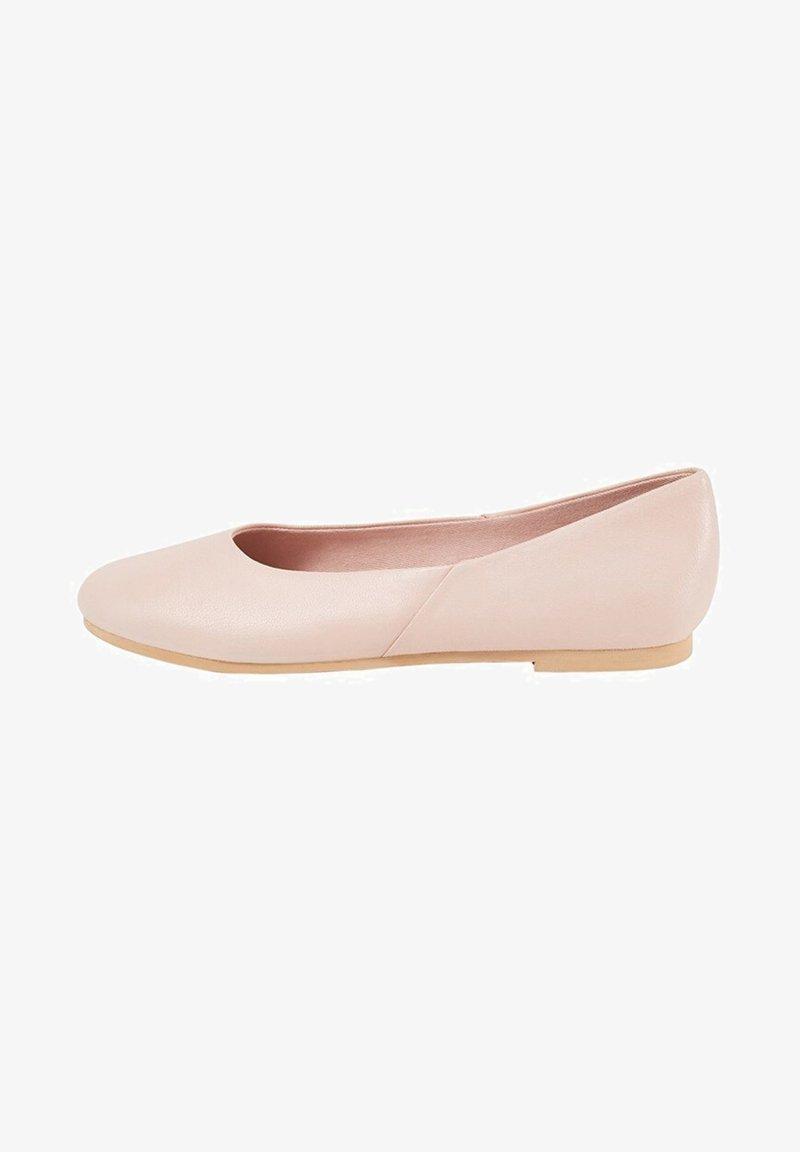 Mango - BANICO - Ballet pumps - hellrosa