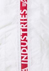 Alpha Industries - HOODED - Summer jacket - white - 2