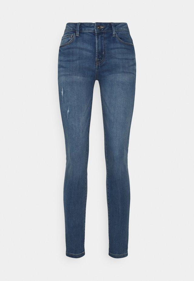 JDYJIHANE LIFE - Skinny džíny - medium blue denim