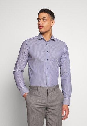 SLIM FIT CLASSIC - Camicia elegante - navy
