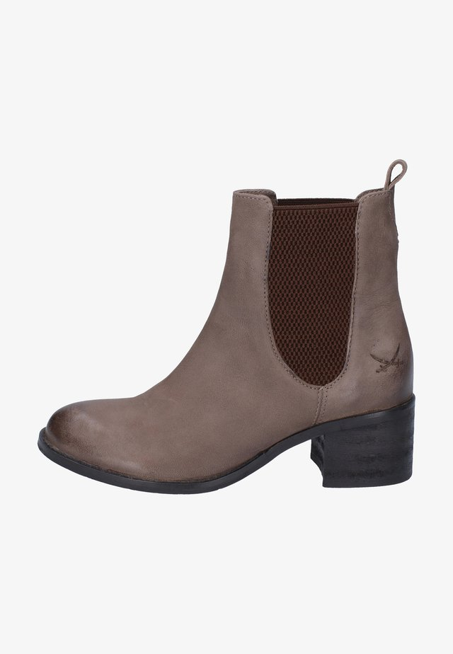 Classic ankle boots - medium grey