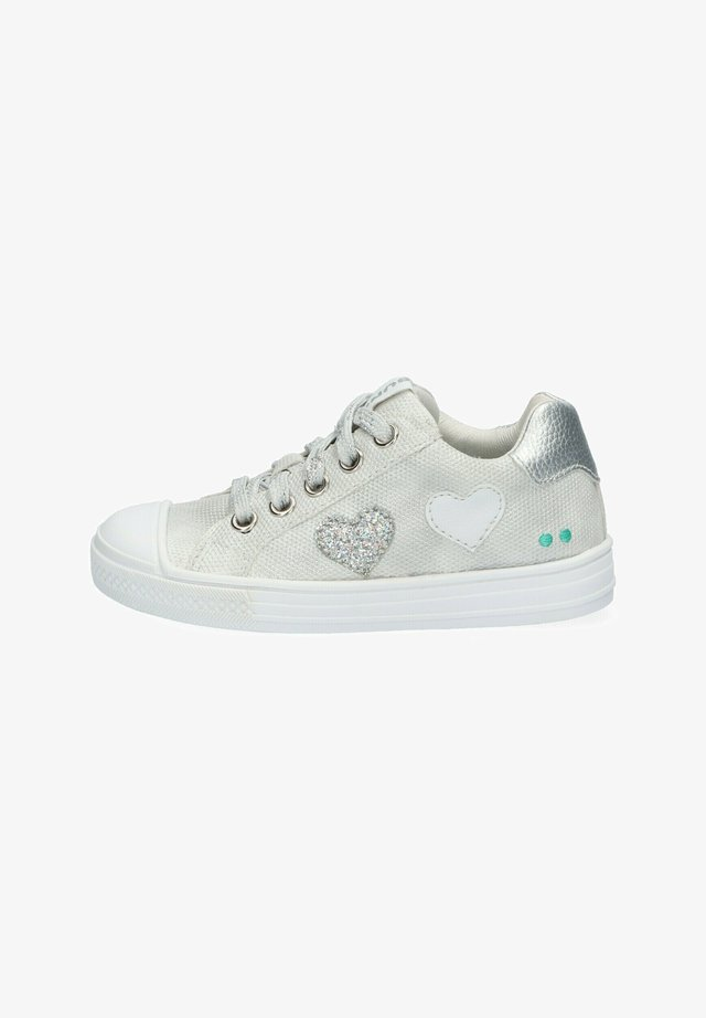 ANIMAL FRIENDLY - Sneakers laag - silver