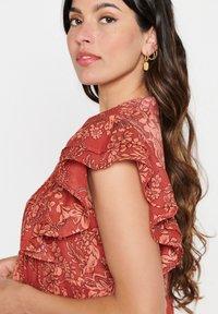 LolaLiza - TATIANA  - Korte jurk - red - 3