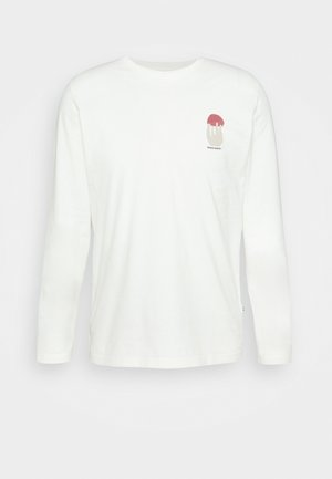 PETER SHROOM LONG SLEEVE - Long sleeved top - off-white