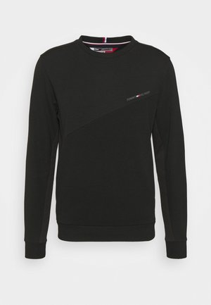 BLOCKED CREW - Sweatshirt - black