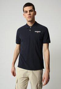 Napapijri - E-ICE - Poloshirt - blu marine - 0