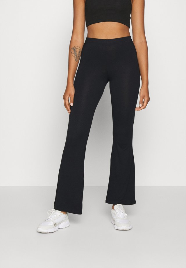 SHOW  - Leggings - Trousers - black