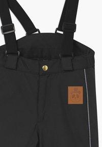 Mini Rodini - UNISEX - Zimní kalhoty - black - 2