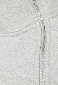 Lauren Ralph Lauren - MODERN KNIT - Denní šaty - pearl grey heather - 5