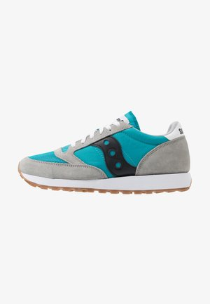 JAZZ VINTAGE - Sneaker low - grey/capri/black