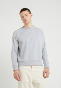 Filippa K - TUXEDO - Sweatshirt - light grey - 0